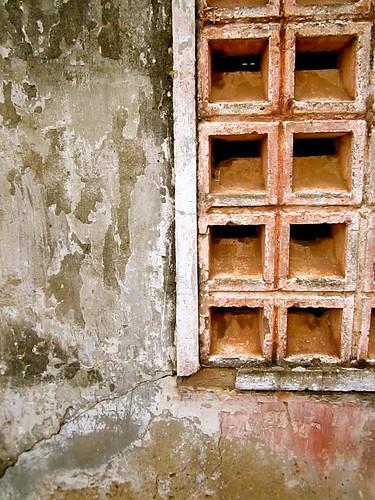 Tuol Sleng Window 03