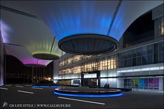 dadongartcenter01 (callbusybiz) Tags: art architecture nikon control perspective center event kaohsiung 24 nightscene    d3     tiltshift pce dadong