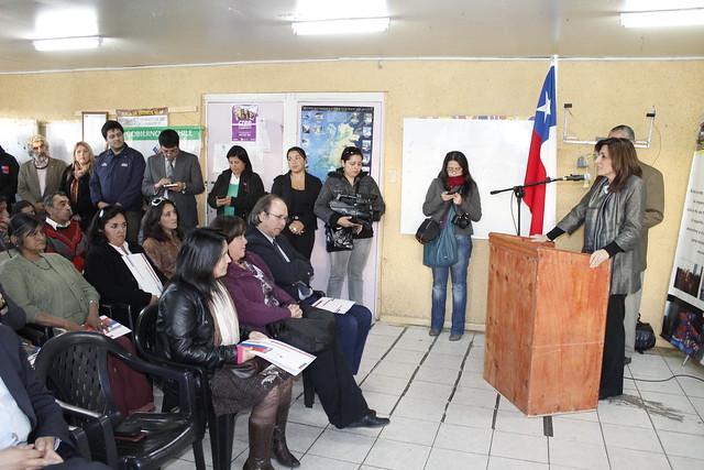Intendenta y Seremi de Vivienda Destacan Trabajo para Elaborar Nueva Politica de Desarrollo Urbano
