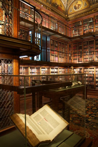 Morgan Library by Rob Shenk, on Flickr