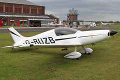 G-BUZB - 1993 build Aero Designs Pulsar XP, visiting Barton from a local strip (egcc) Tags: manchester 912 xp designs barton pulsar aero rotax pfa cityairport egcb gbuzb 20212312