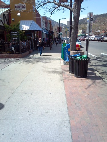 Photo - West Pearl Streetscape Improvements (Planning/Design)