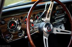 Chevy C10 dash (AdamWells324) Tags: chevrolet truck ky pickup chevy louisville dashboard c10 nikkor35mmf18 d5100