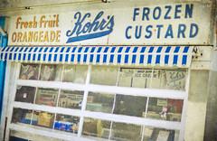 Frozen Custard (dovetaildw) Tags: new frozen seaside nikon jersey custard heights textured kohrs d7000