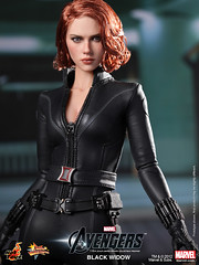Hot Toys The Avengers 1/6th scale Black Widow Limited Edition (Acero y Magia) Tags: black hot scale toys widow 16th limited edition avengers the