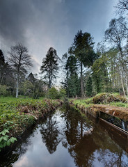 Culvert (P5030082) (Mel Stephens) Tags: uk water geotagged visions scotland spring aberdeenshire may olympus gps stitched hdr omd 2012 banchory crathes ptgui m43 q2 201205 1250mm em5 mirrorless micro43 microfourthirds mzuiko