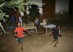 Kids Playing In Front Of Their House At Night, Massawa, Eritrea (Eric Lafforgue) Tags: africa color colour horizontal night outdoors photography bed massawa eritrea hornofafrica coastaltown eastafrica batsi smallgroupofpeople eritreo ottomanempire erytrea 7164 eritreia italiancolony  massaoua ertra    eritre eritreja eritria  rythre     eritre eritrja  eritreya  erythraa erytreja     italiancolonialempire