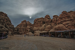 Pequea Petra (Juan Ramn Jimnez) Tags: trip vacation holidays petra jordan pequea jordania littlepetra