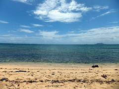 Kualoa Regional Park, Hawaii ((^_~) [MARK'N MARKUS] (~_^)) Tags: beach hawaii kualoaregionalpark