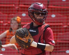 University of Arkansas Razorbacks vs South Carolina Softball (Garagewerks) Tags: woman college field sport female university all stadium bigma sony south sigma diamond carolina arkansas vs softball athlete sec ncaa fayetteville razorbacks 50500mm divisioni views50 f4563 slta77v