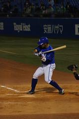 DSC06414 (shi.k) Tags: 神宮球場 横浜ベイスターズ 140516 嶺井博希 イースタンリーグ