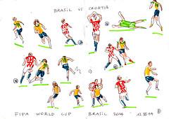 140612 Brasil vs Croatia