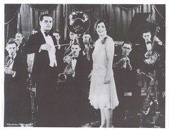"Henry Halstead and his Orchestra , Warner Brothers Vitaphone Movie Short 1927, ""Carnival Night in Paris"" with actor Lew Ayres playing Banjo. Henry Halstead 1920's 1930's Orchestra Band Leader. Female Vocalist is Betty Patrick (Henry Halstead Orchestra) Tags: carnival 1920s paris movie band banjo jazz hollywood orchestra bigband warnerbrothers 1927 vitaphone lewayres henryhalstead henryhalsteadorchestra 1920sband kenpearsonaustintx vitaphonemovieshort 1920sorchestra orchestrabandleaderhenryhalstead hankhalsteadorchestrarapidcitysd"