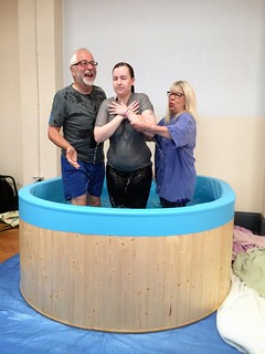 Andrea's Baptism | 1st June 2014