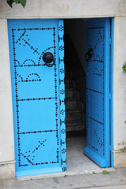 Sidi Bou Said, Tunis, TUNISIA 025