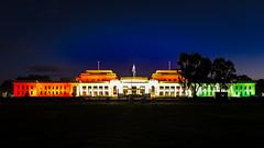 Old Parliament House, Canberra, ACT (Solaradt Bungbrakearti © 2014) Tags: australia parkes australiancapitalterritory