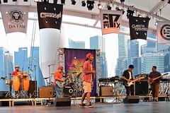 HeartFelt and The Urban Sensation #1 (chooyutshing) Tags: singapore entertainment marinabay musicalperformance urbanzone esplanadeoutdoortheatre yfest2014 heartfeltandtheurbansensation