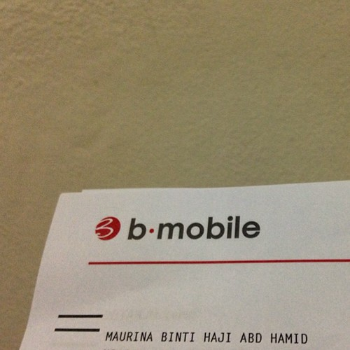 Last bill I'll ever receive from #bmobile --- I'm a @progresif_cellular customer now...
