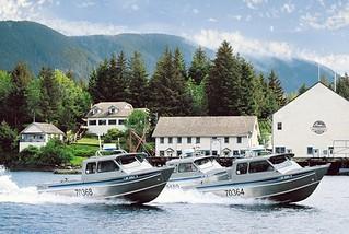 Alaska Salmon Fishing Lodge - Ketchikan 35