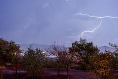 Tormenta (salo75) Tags: catalunya tormenta 50mm collserola nikon d700 rayos baixllobregat santacolomadecervelló españa es