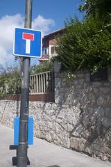 P1290116 (Jusotil_1943) Tags: cortada calle trafico seales