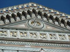 Il Duomo facade top