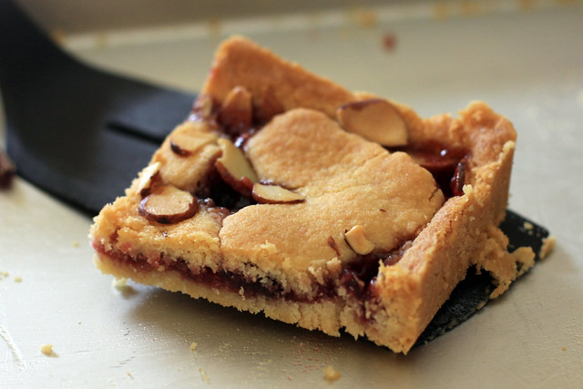 cherry tart