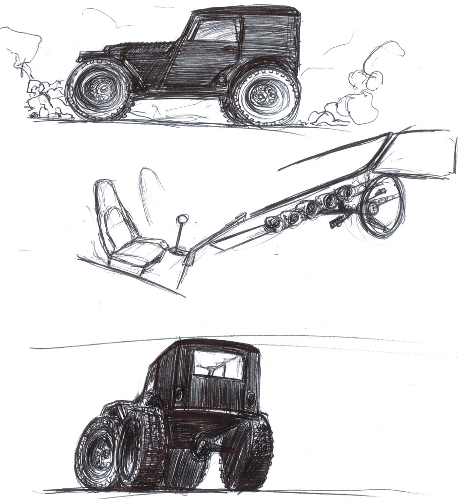 The World S Best Photos Of Jeep And Sketch Flickr Hive Mind