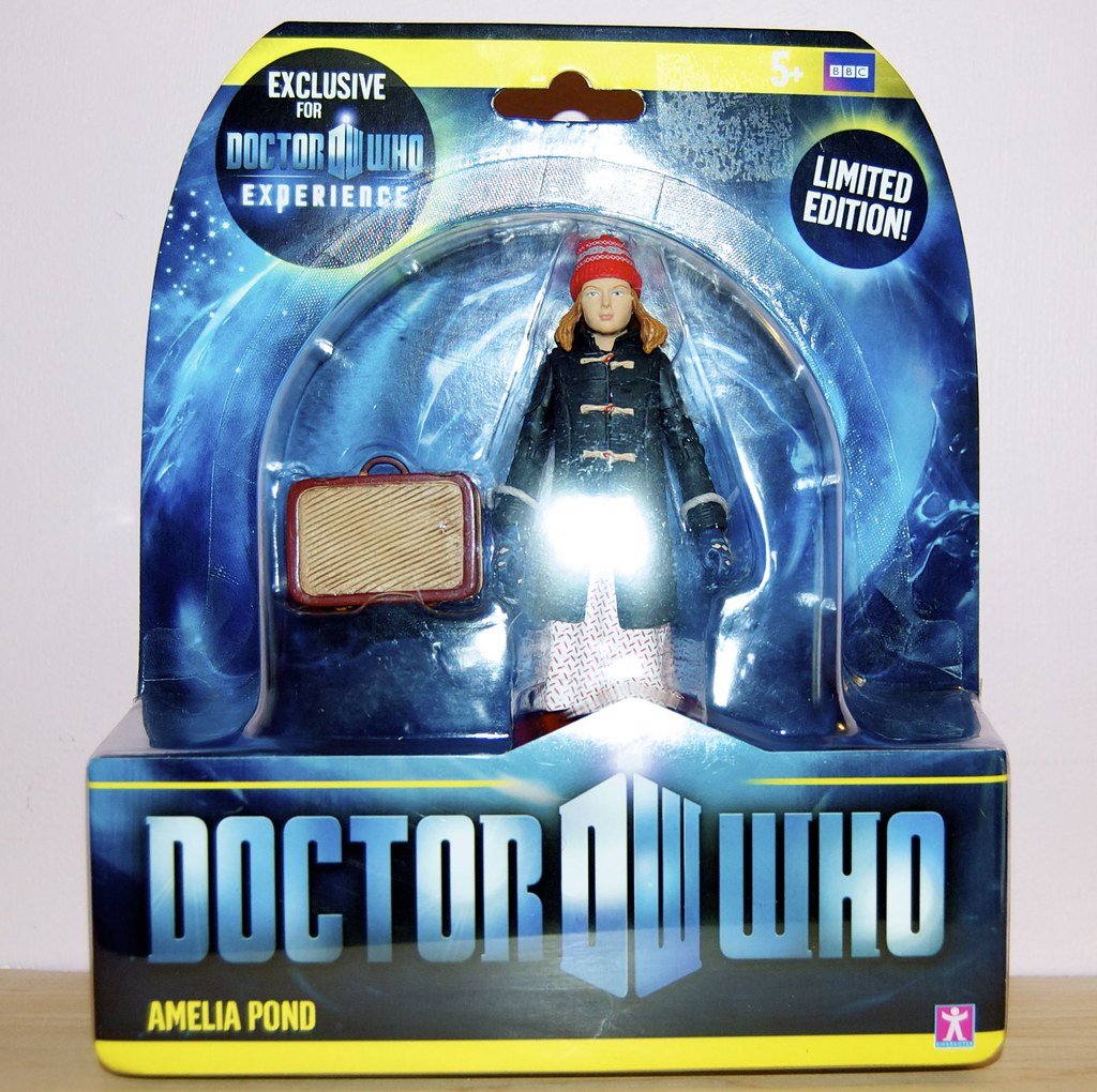 Amelia Pond - Doctor Who Experience Exclusive - MOC