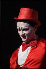 Fotografia in libert 2 (Outlaw Pete 65) Tags: red white black portraits nikon italia colours circo circus clown workshop rosso colori ritratti brescia bianco lombardia nero pagliaccio nital d90 vigasio nikkor55200 nikond90 mygearandme fotografiainlibert