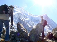 Glacier des Bossons, 74400 Chamonix-Mont-Blanc, Haute-Savoie, Rhne-Alpes (Nouhailler) Tags: chamonix hautesavoie glacierdesbossons rhonealpes