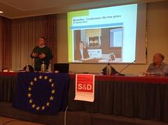 """Conferenza """"Tutela degli animali in Europa"""" a Cervignano del Friuli, 22/04/2014 (Andrea Zanoni) Tags: animali conferenza cervignano"""