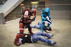 Halo (**PhotoSchmoto**) Tags: chicago comics expo cosplay halo comiccon c2e2