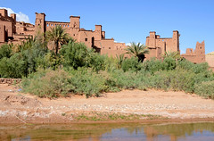 At-Benhaddou, Marokko april 2014 (wally nelemans) Tags: morocco maroc marokko ksar kasbah 2014 atbenhaddou
