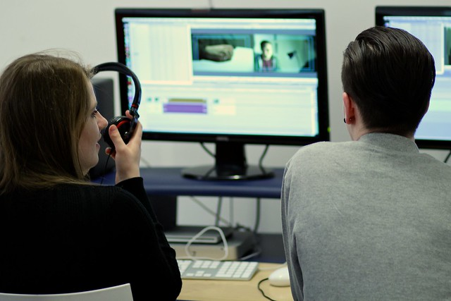 LiveWire Creative Careers Course Film 201411