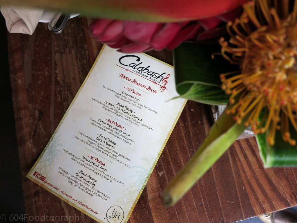 Calabash Carribean Bistro Brunch