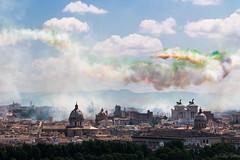 Festa della Repubblica, 2 Giugno 2014, Roma (luigig75) Tags: italy rome roma italia airshow festa freccetricolori repubblica 2giugno festadellarepubblica