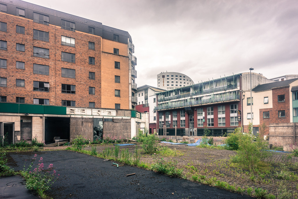 DERELICT SITES IN LIMERICK CITY - DOCK ROAD