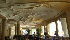 Fine dining in a work of art (langkawi) Tags: barcelona gaudi modernisme casamil lapedrera passeigdegracia