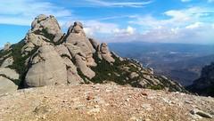 Montserrat - Montagne et Monastère (larsen & co) Tags: espagne spain barcelone catalogne provincedebarcelone montserrat monastère viergenoiredemontserrat