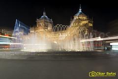 _D6C07127w (500MMMC) Tags: luces navidad nikonistas valladolid quedada plaza zorrilla fuente zoom tamron 1735