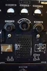Lightship radio, Boston MA (Boston Runner) Tags: lightship nantucket lv112 musuem preserved boston harbor massachusetts shipyard marina 1936 eastboston interior radio transmitter communication
