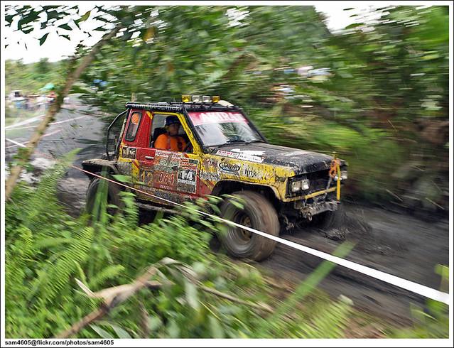 DAY 1 @ Kaamatan Ranau 4x4 Challenge 2011