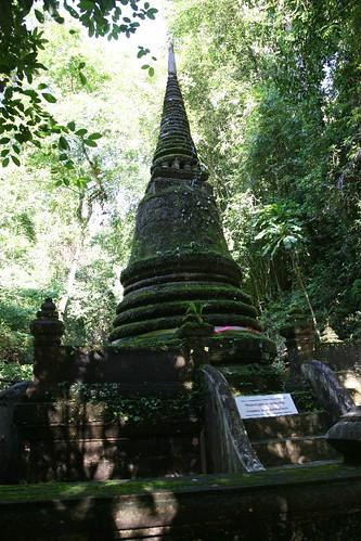 Jungle Stupa