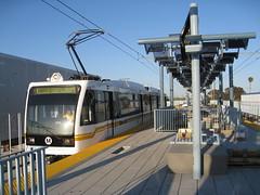 Train Testing -- West End Corridor (ExpoLightRail) Tags: losangeles publictransportation lightrail expoline traintesting