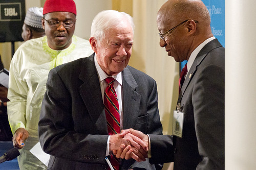 The Carter Center: Guinea Worm Eradication Campaign