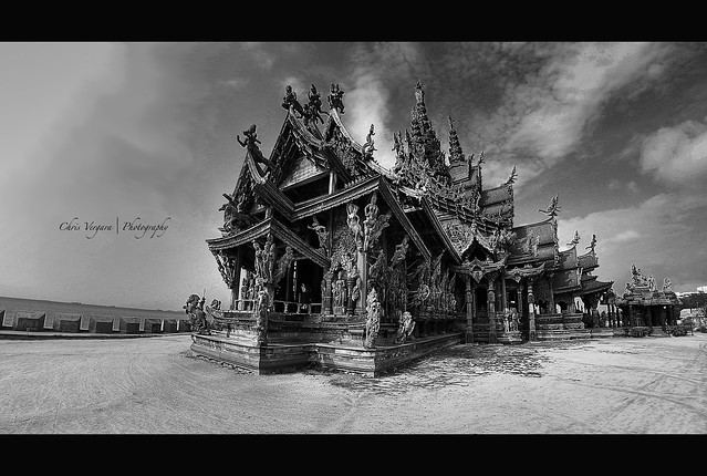 The Sanctuary of Truth, Thailand