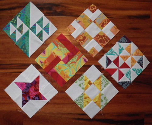Farmer's Wife Sampler Quilt QAL  blocks so far