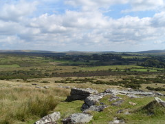 S1051821 (AppleJays) Tags: england nationalpark hills devon fields moors dartmoor moorland aonb tors