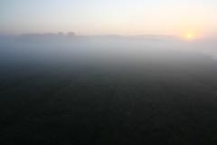Dawn / Sunrise Expedition June 19, 2011 (polaroidized) Tags: june sunrise helsinki vanhankaupunginlahti 2011 vanhankaupunki